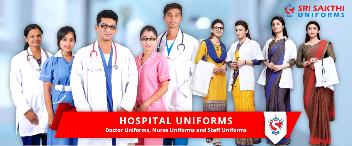 Hospital Uniforms wholesaler in Erode, Tamilnadu, India