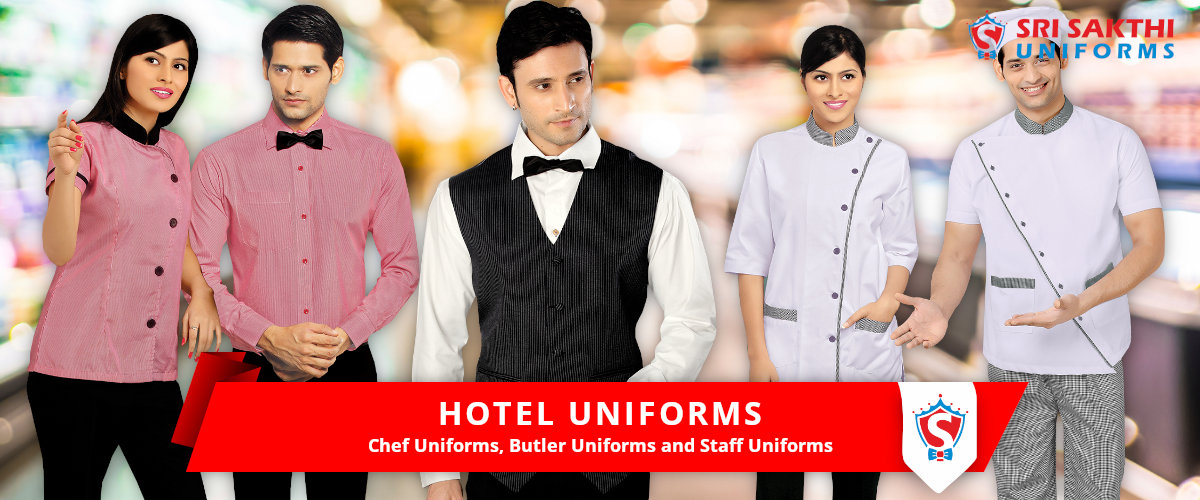 Hotel Uniforms wholesaler in Erode, Tamilnadu, India