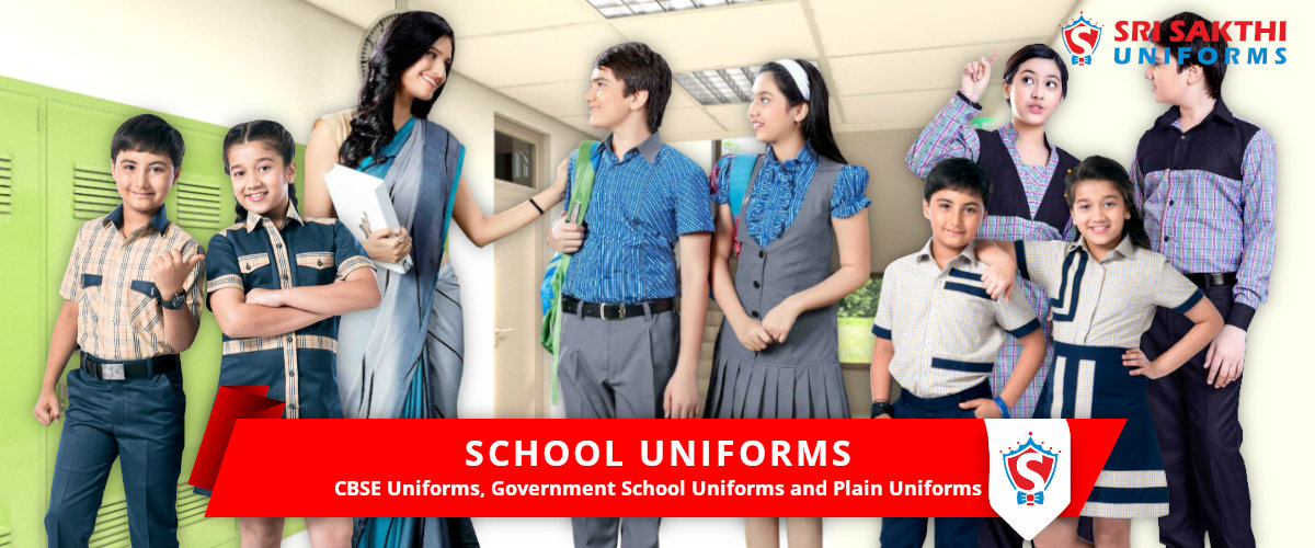 School Uniforms wholesaler in Erode, Tamilnadu, India