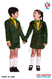CBSE School Uniforms