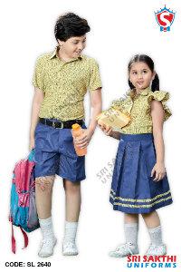Childrens School Uniform