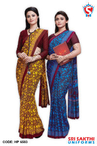 Doctor Uniform Sarees Manufacturer