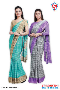 Doctor Uniform Sarees Retailer