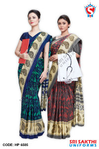 Doctor Uniform Sarees Supplier