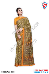 Ladies Cotton Sarees Manufacturer