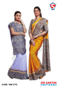 Ladies Saree Manufacturer