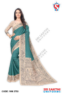 Lady Cotton Sarees