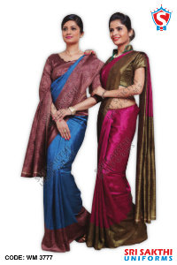Lady Saree Dealer