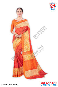 Lady Uniform Sarees