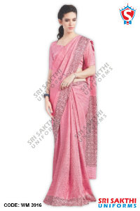 Malgudi Silk Uniform Sarees Dealer