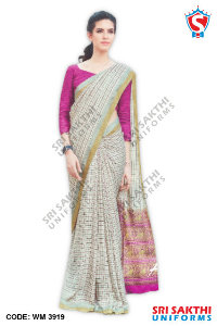 Malgudi Silk Uniform Sarees Distributors