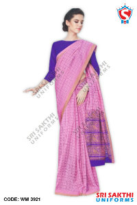 Malgudi Silk Uniform Sarees Manufacturers