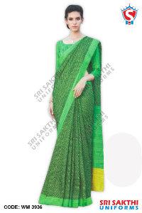 Malgudi Silk Uniform Sarees Retailer