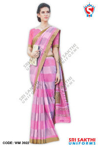 Malgudi Silk Uniform Sarees Retailers