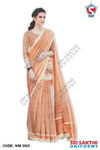 Malgudi Silk Uniform Sarees Supplier