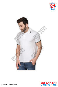 Mens Uniform Tshirts Dealer