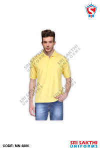 Mens Uniform Tshirts Manufacturer