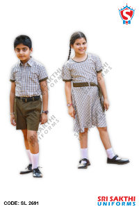 Nursery School Uniforms