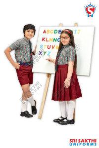Nursery Uniforms Shirting