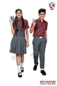 Plain School Uniform
