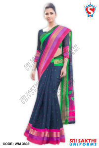 Silk Cotton Sarees Dealer