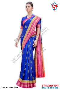 Silk Cotton Sarees Distributor
