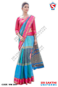 Silk Cotton Sarees Supplier