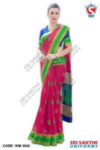 Silk Cotton Sarees Suppliers