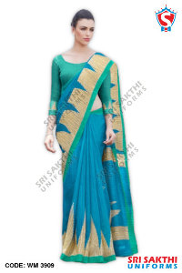 Silk Cotton Uniform Sarees Retailers