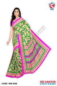 Silk Crape Saree Catalog