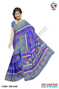 Silk Crape Saree Manufacturers