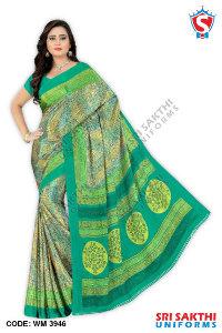 Silk Crape Saree Retailer
