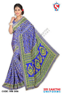 Silk Crape Saree Wholesalers