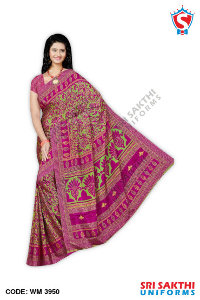 Silk Crape Sarees Distributors