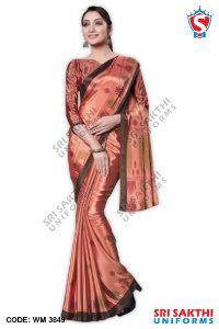 Silk Crape Sarees Manufacturer