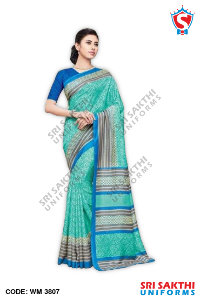 Staff Uniform Sarees Catalogs