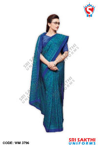 Staff Uniform Sarees Dealer