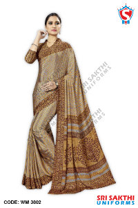 Staff Uniform Sarees Retailer