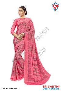 Teachers Uniform Sarees Catalog