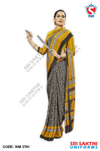 Teachers Uniform Sarees Dealer