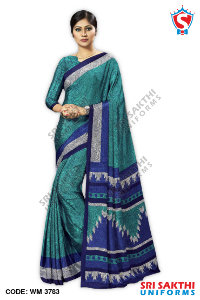 Teachers Uniform Sarees Retailer