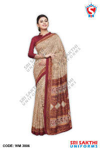 Teachers Uniform Sarees Retailers