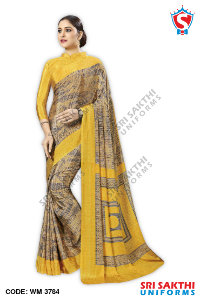Teachers Uniform Sarees Supplier