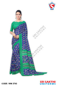 Teachers Uniform Sarees