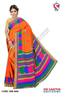 Turkey Crape Sarees Supplier