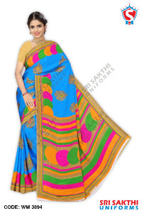Turkey Crape Sarees Suppliers