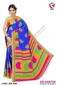 Turkey Crape Sarees Wholesalers
