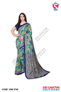 Uniform Saree Manufacturer