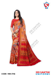 Uniform Saree Wholesaler