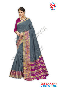 Wedding Uniform Sarees Catalog